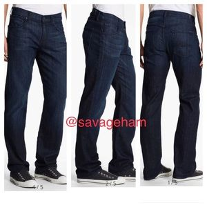 Worn Once- Carsen Easy Straight Leg Jeans